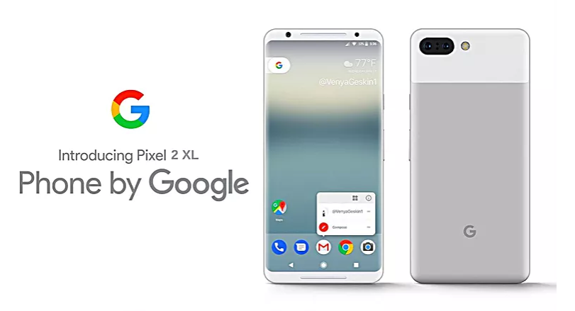 Introducing Pixel 2 XL