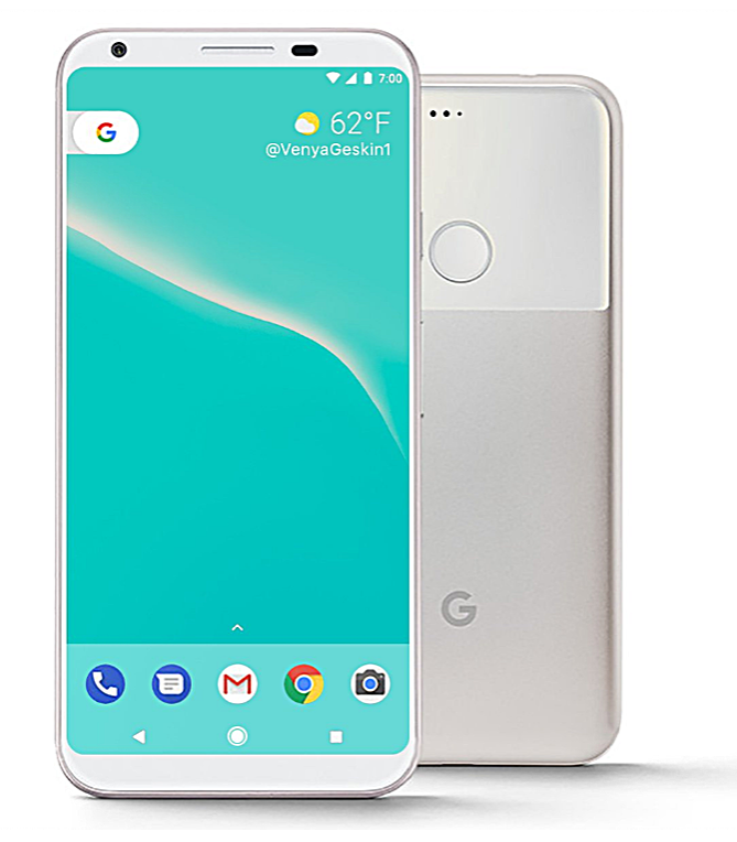 First look at Pixel 2 and Pixel 2 XL