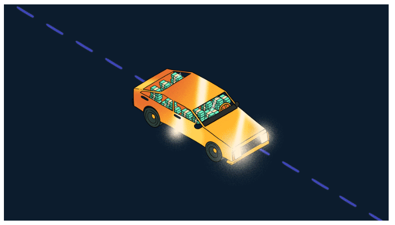 Self Driven Car