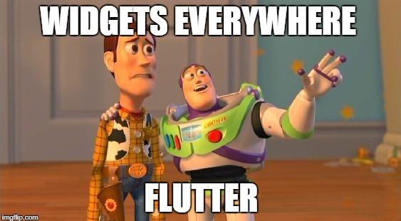Flutter Widgets