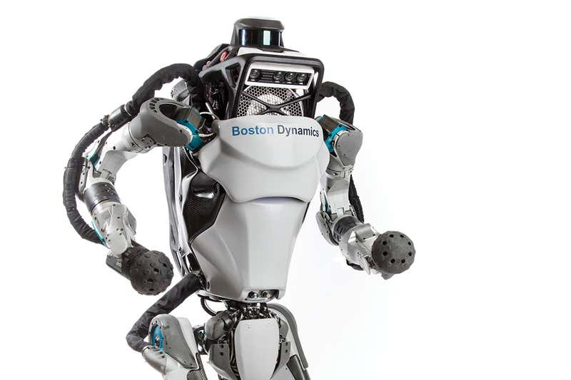 Boston technology robots