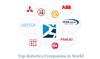 Top Robotics Companies in World