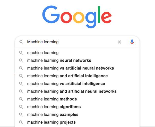 google-predictive-search-algorithm