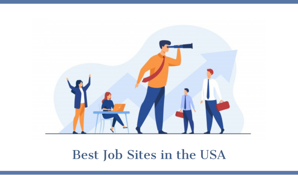 Best Job Sites in USA to Find a Better Job