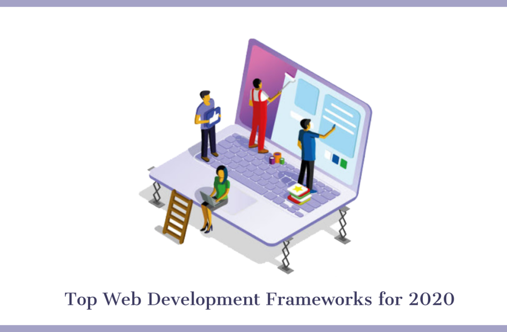 Top Web Development Frameworks for 2021