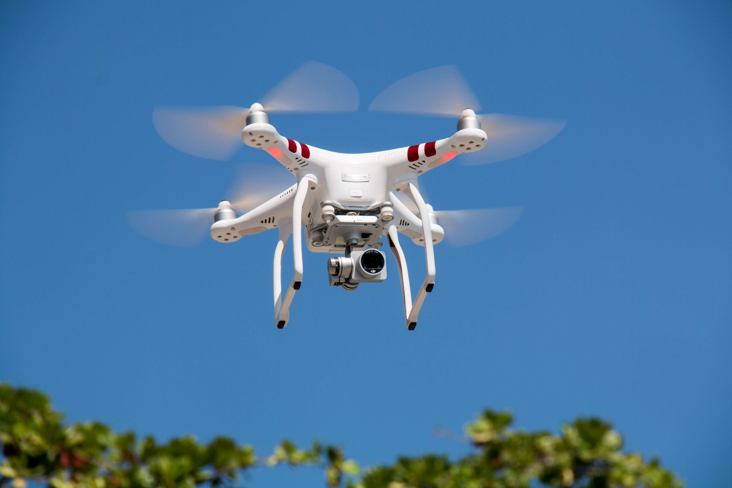 Image of an Emerging technology trend drone